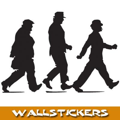 Wallstickers, navneskilte, folier imetermål og klistermærker