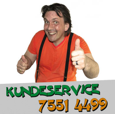 Onkel David Kundeservice